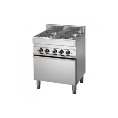 Elektrisch fornuis + oven