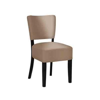 Lederen stoelen