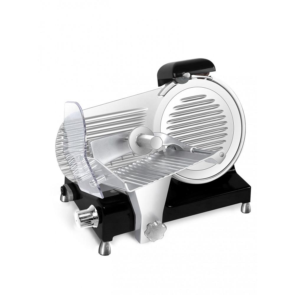 Promoline - Vleessnijmachine  - Zwart DeLuxe - 300mm mes - 380W