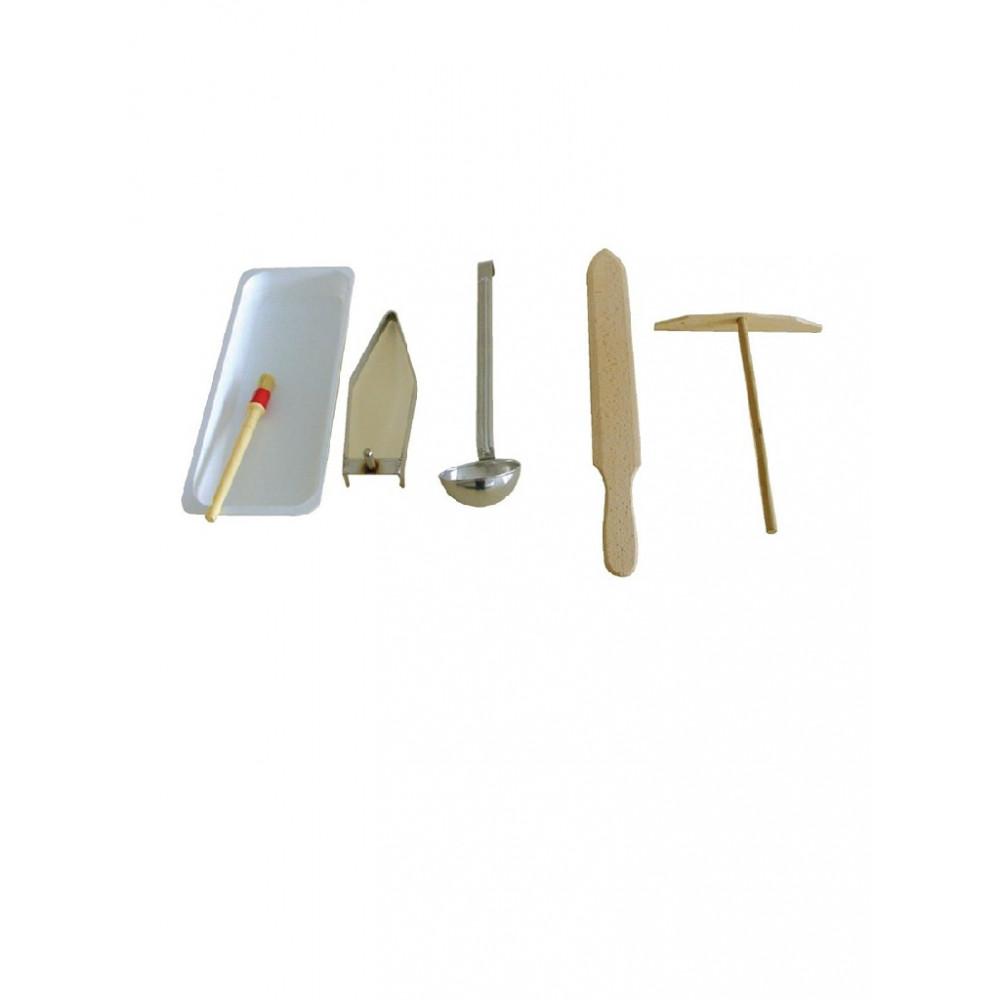 Crêpe accessoire set - CB107 - Krampouz