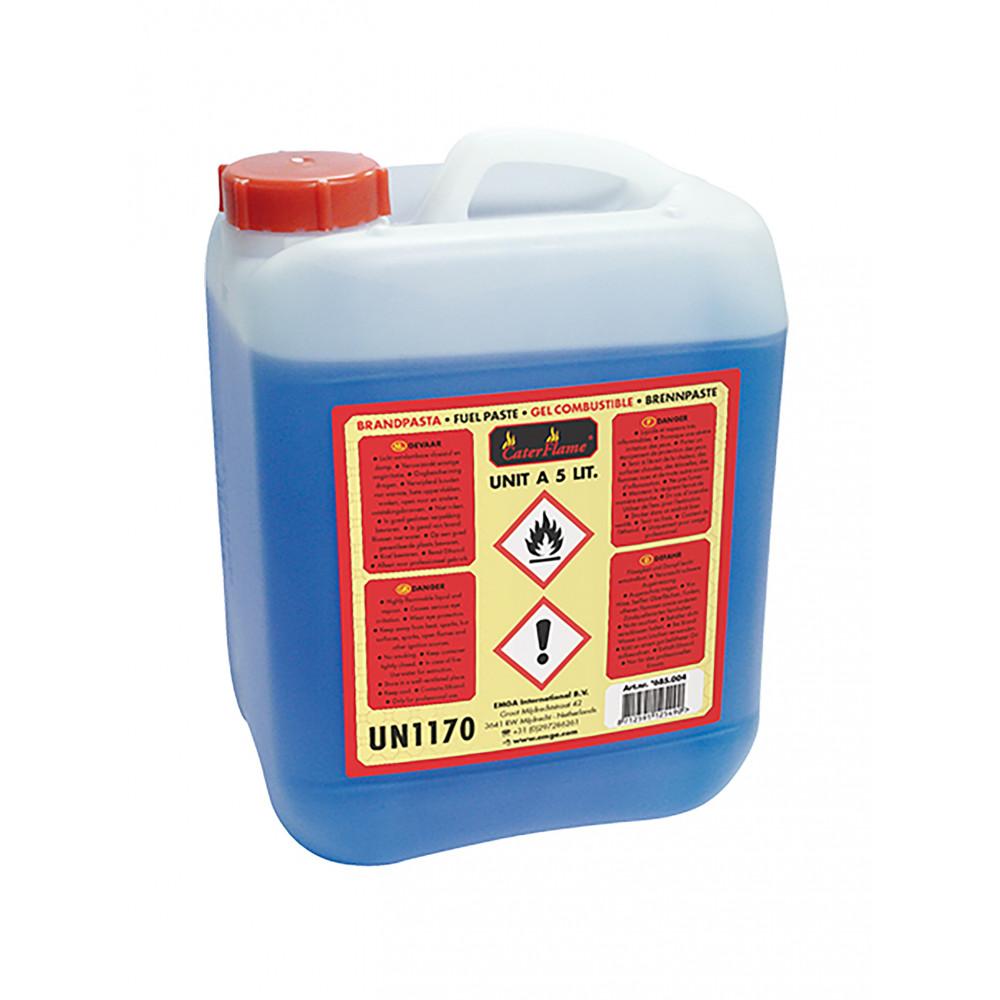 Brandpasta - 4.25 KG - Ethanol - 5 Liter - CaterFlame - 685004