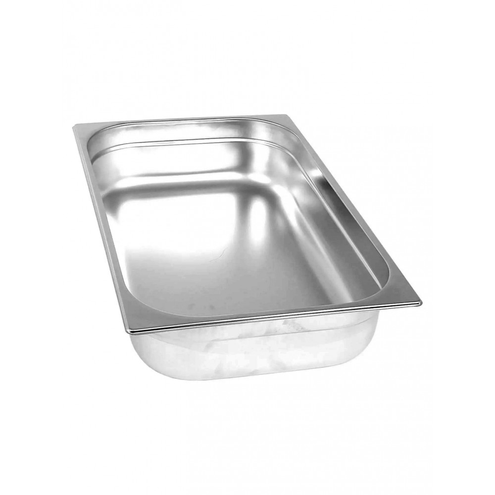 Gastronormbak - RVS - 1/1 GN - 100 mm - Promoline