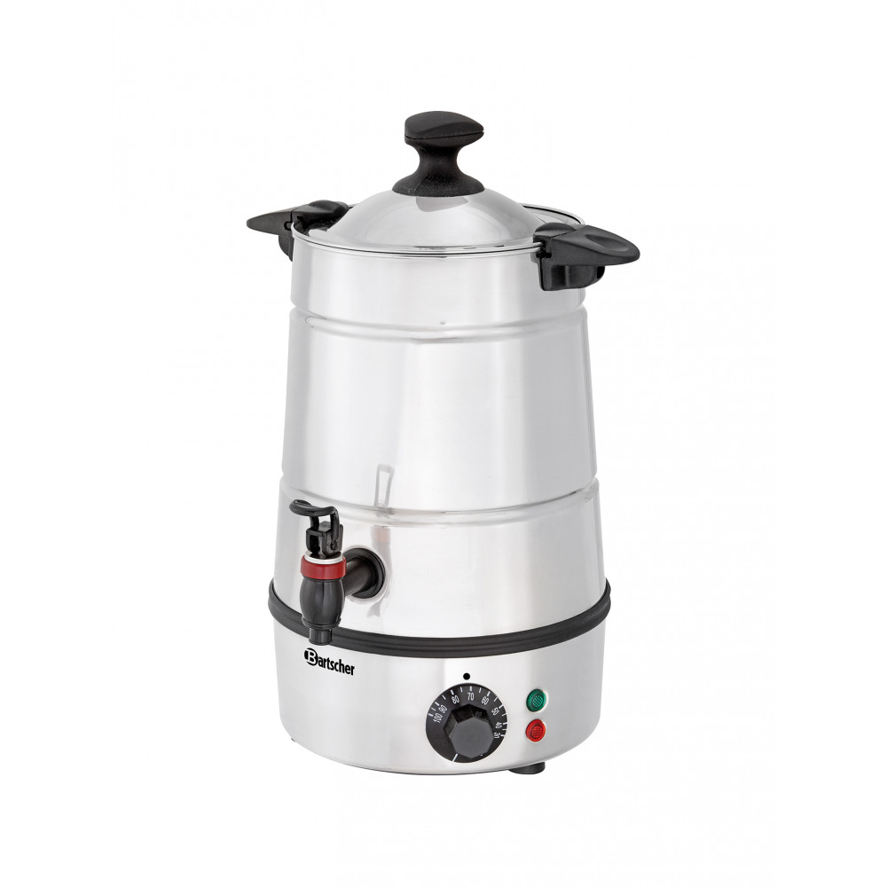 Waterkoker - 5 Liter - RVS - Bartscher - 200061