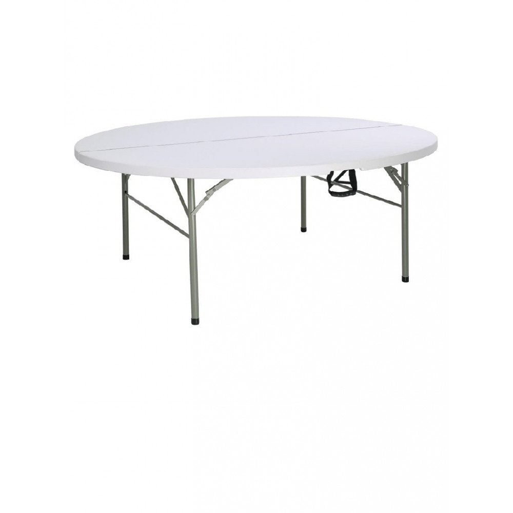 Inklapbare ronde tafel 183cm - HC270 - Bolero