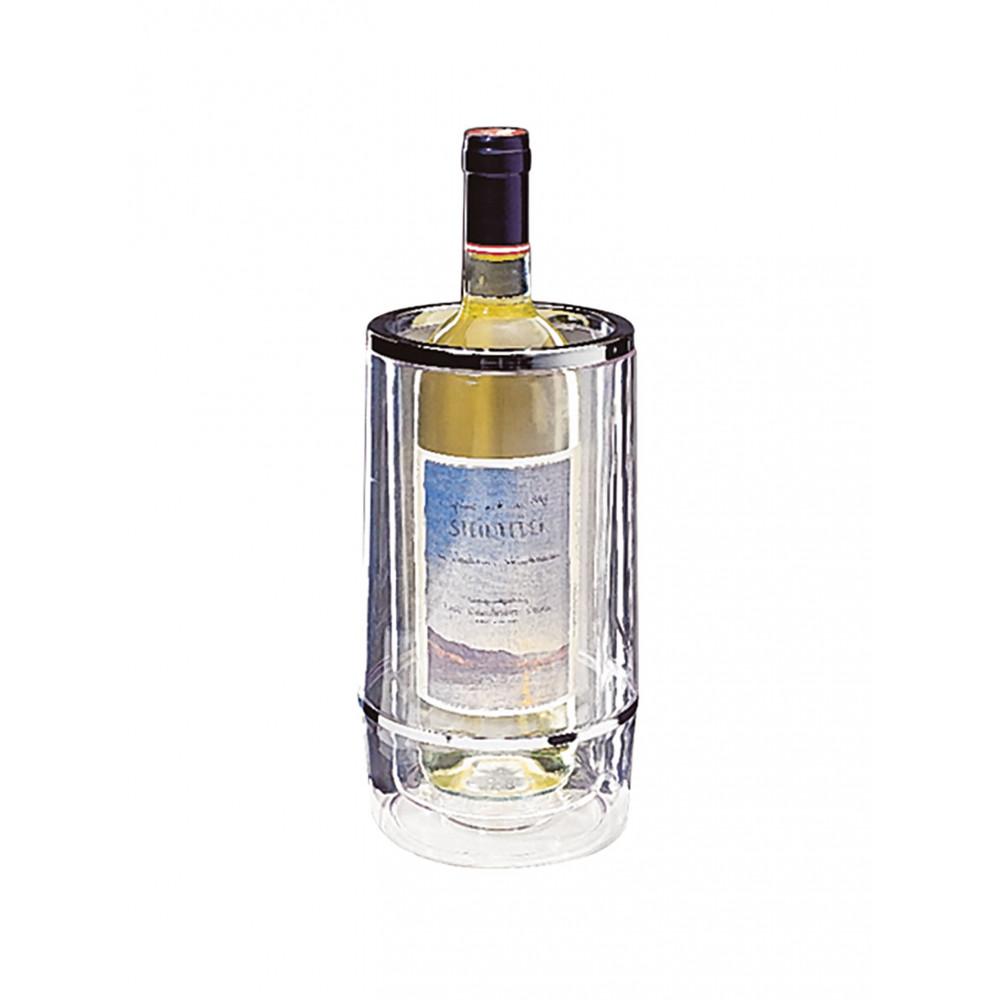 Wijnkoeler - 1 fles - Acryl - Promoline
