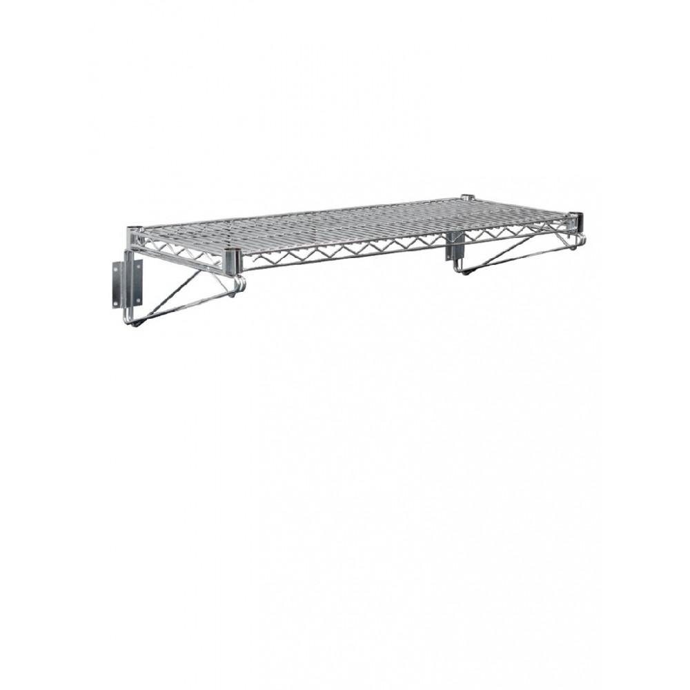 Draad wandplank 122cm - U202 - Vogue