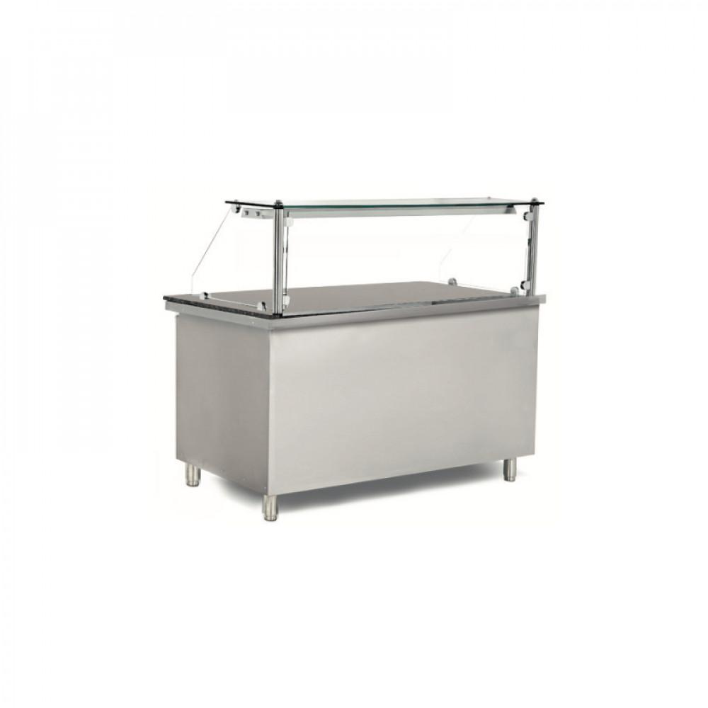 Buffet Neutraal Unit - 150cm - Promoline