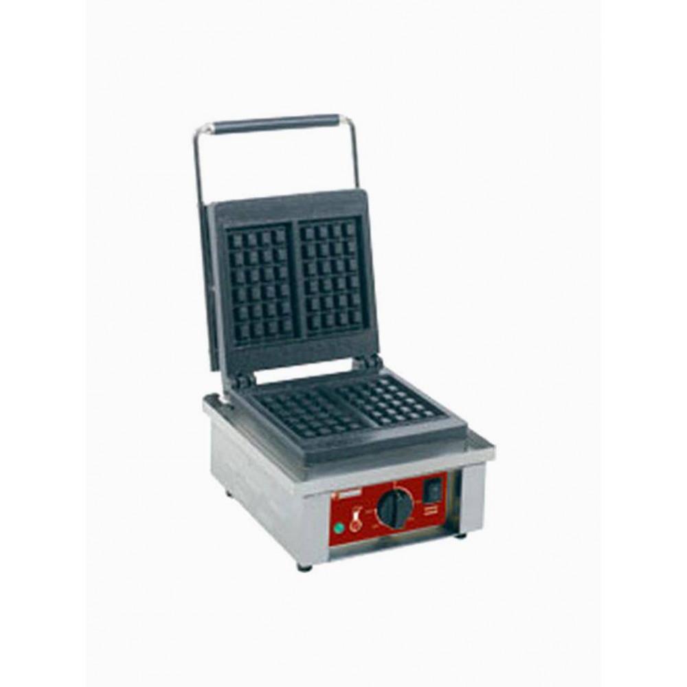 Elektrisch wafelijzer - 2 platen - type ''Luik''4x6'' - GL-4X6 - Diamond