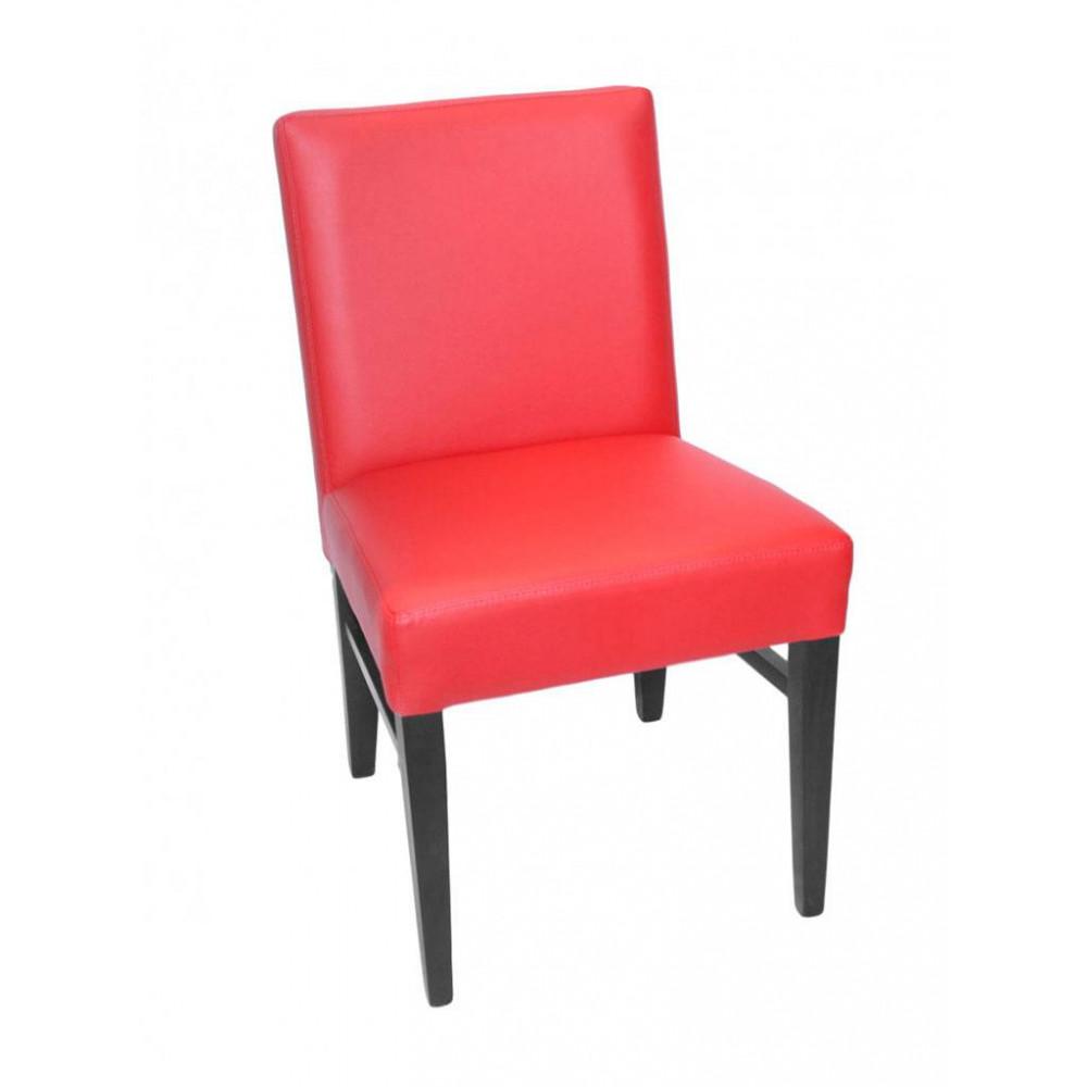 Horeca stoel - Andalusia - Rood - Promoline