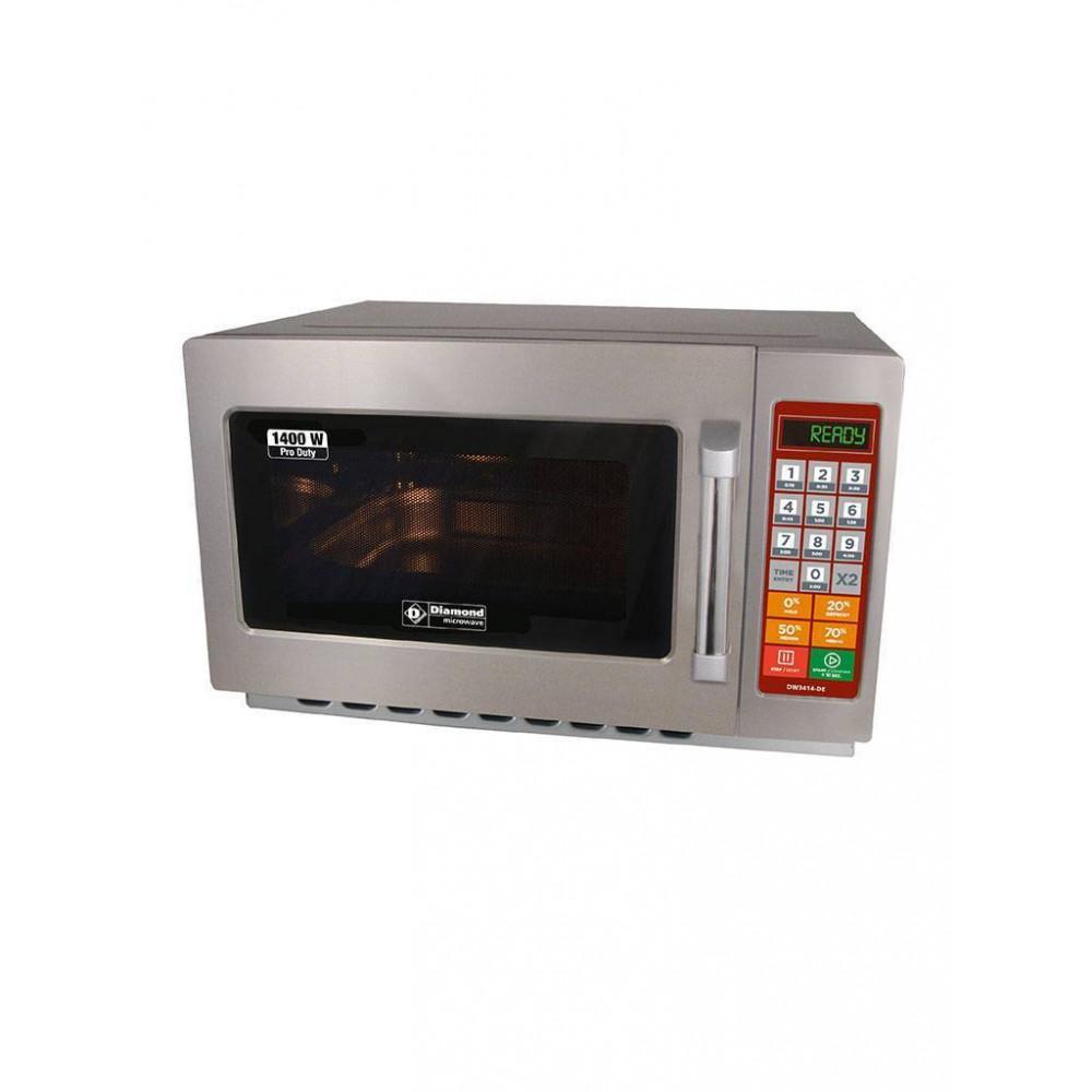 Magnetron Programmeerbaar - 1400W - Pro Duty Line - 2/3 GN - DW3414-DE - Diamond