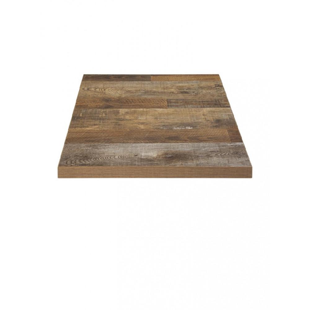 Tafelblad - 60 x 60 cm - Antique Natural - Vierkant - Bolero - DR821