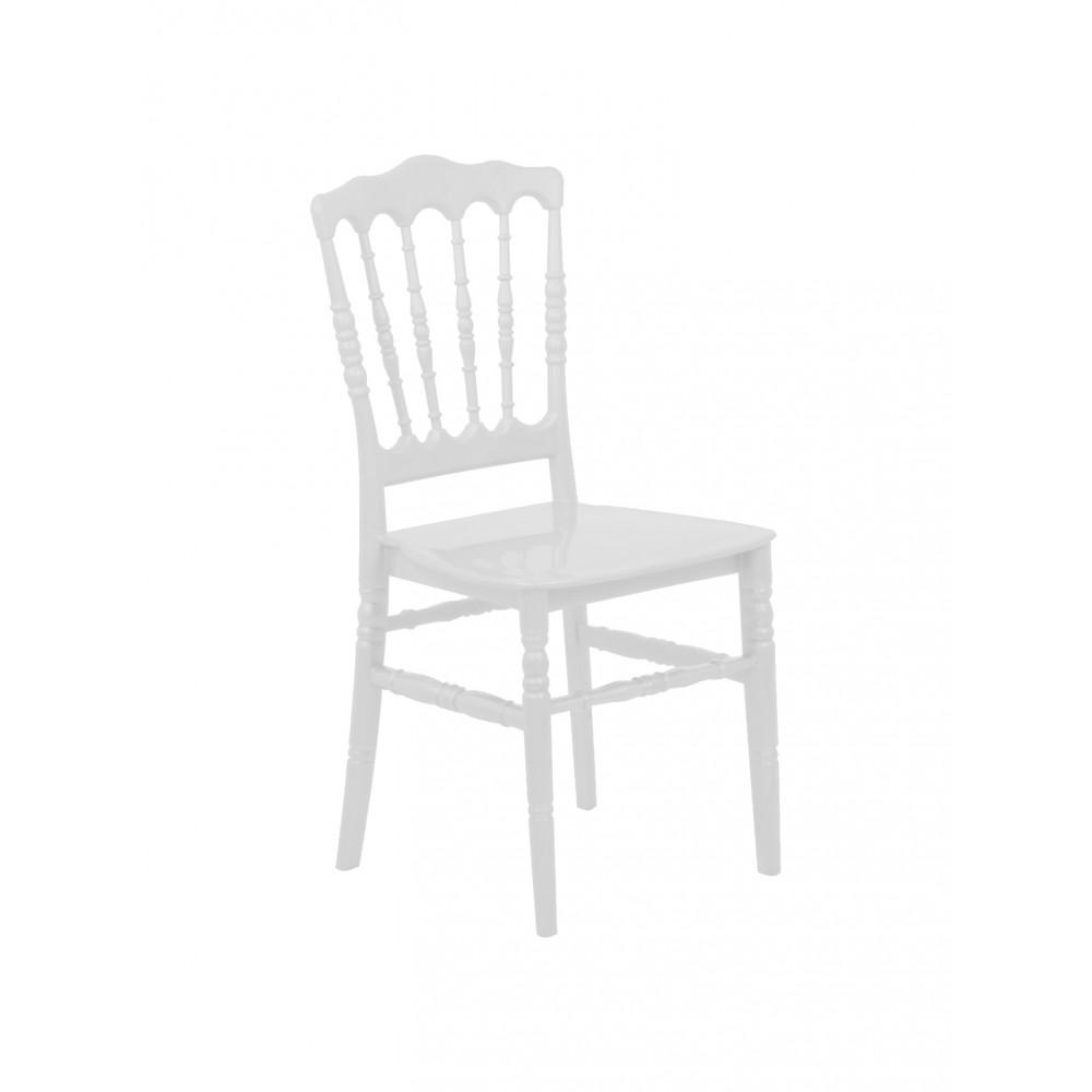 Horeca stoel - Napoleon - Wit - Promoline