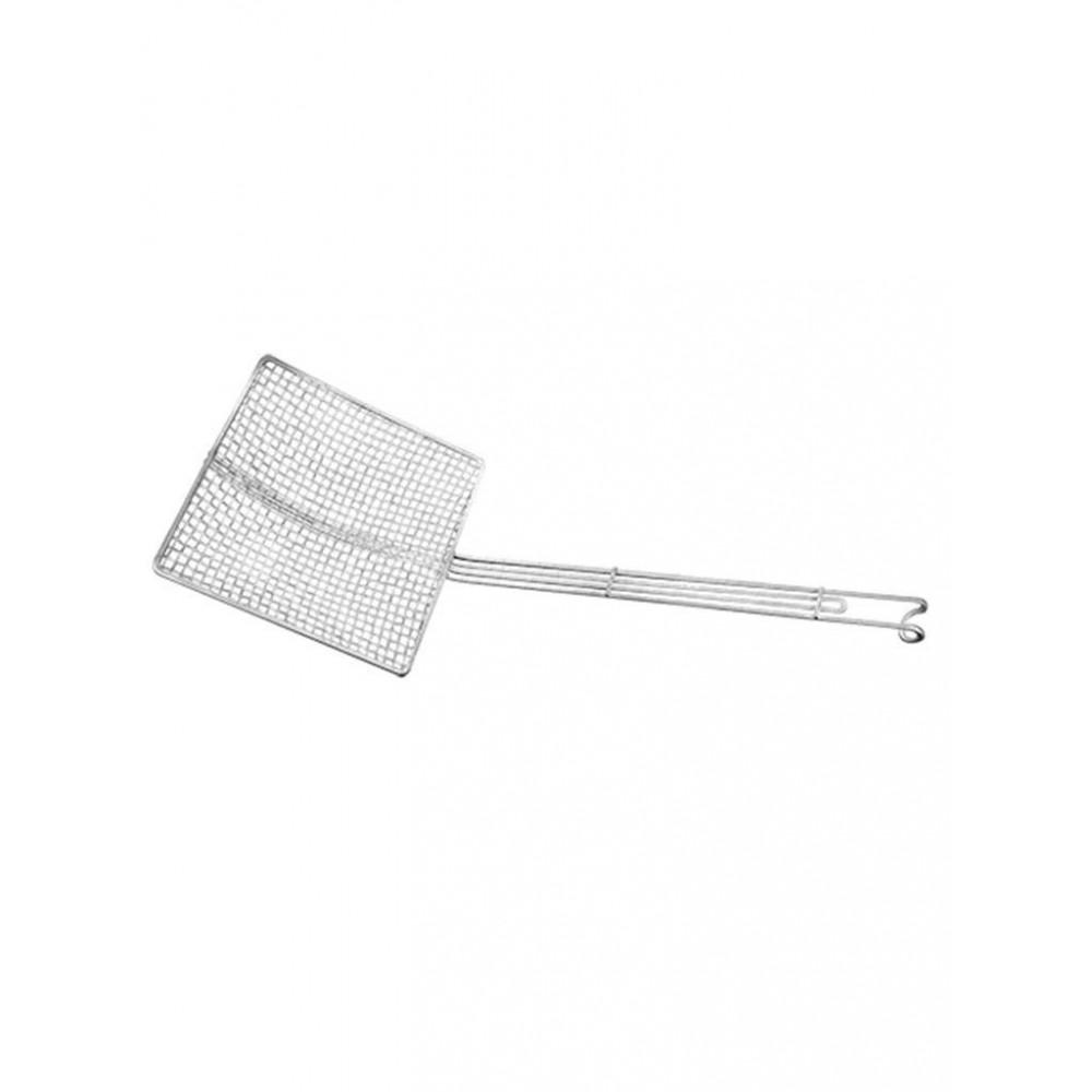 Frituurschep - 20 x 20 CM - 0.36 KG - 51 CM - RVS - 894012