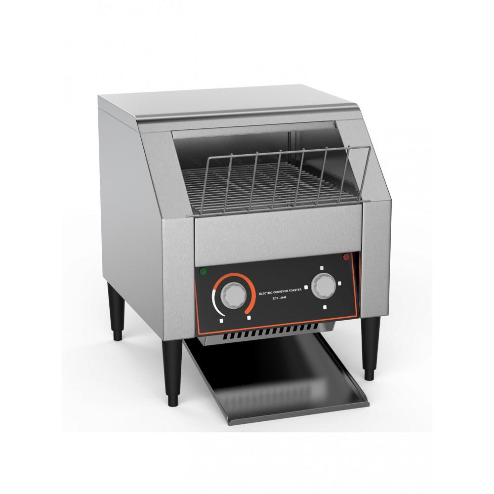 Conveyor Toaster - RVS - Promoline - 58155