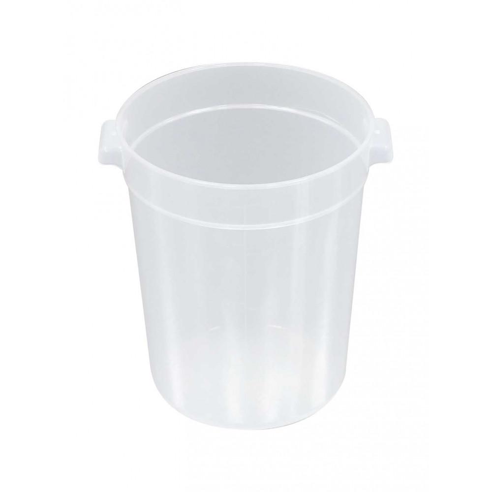 Voedsel Container - Rond - Ø22 x H 27 CM - 7.5 Liter - Promoline