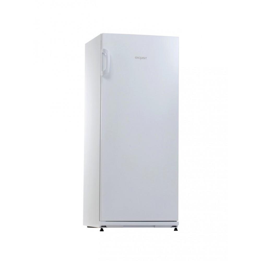 Horeca vrieskast - Wit - 200 Liter - A+ - H 145 x 60 x 62 CM - Exquisit - GS245-H-280FW