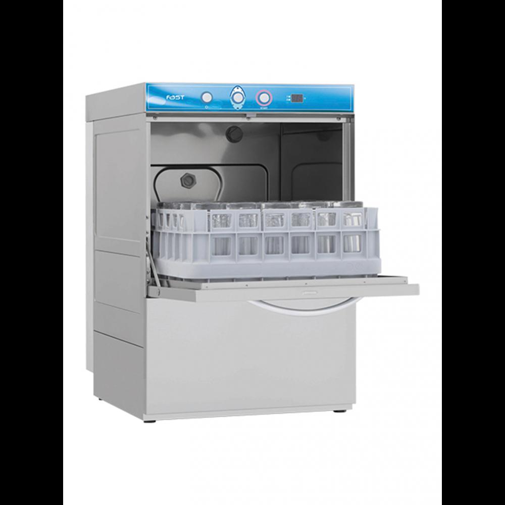 Vaatwasmachine - H 67 x 43.6 x 53.5 CM - 31 KG - 220 - 240 V - 3500 W - RVS - Elettrobar - 570040