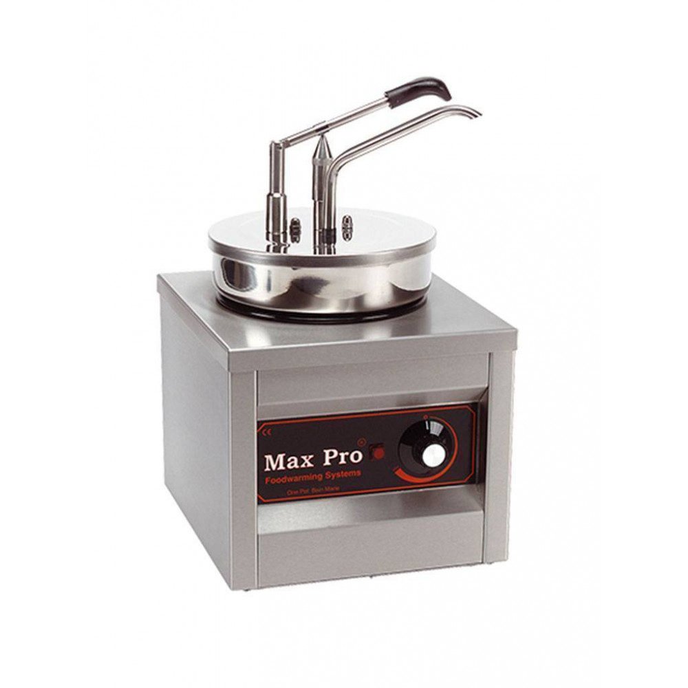 Warme Sauzen Dispenser - 4.5 L - Max Pro - 921461