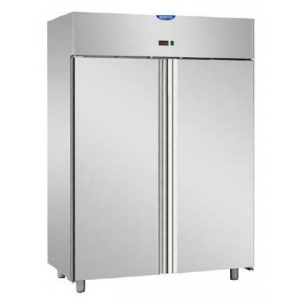 Horeca koelkast - 1410 Liter - 2 Deurs - RVS - Tecnodom - AF14EKOMTN