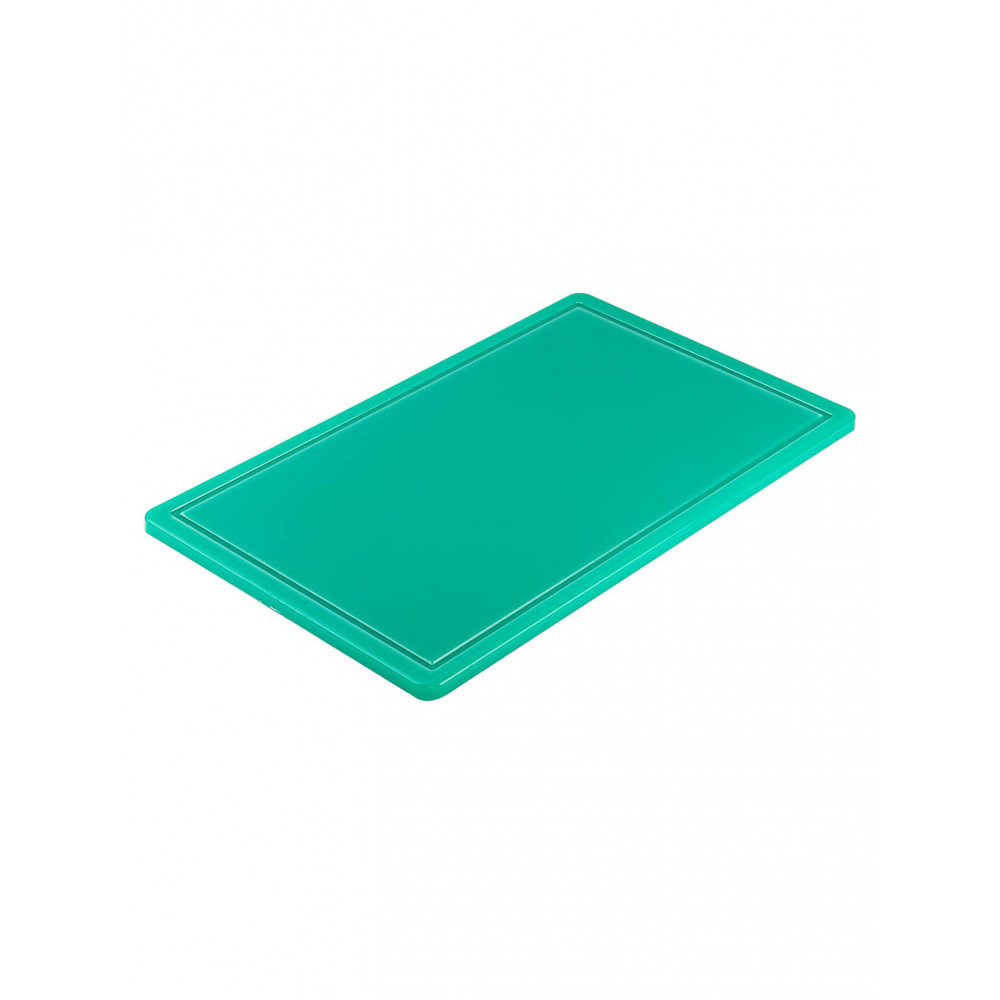 Snijplank - 1/1 GN - HACCP - Groen - Promoline
