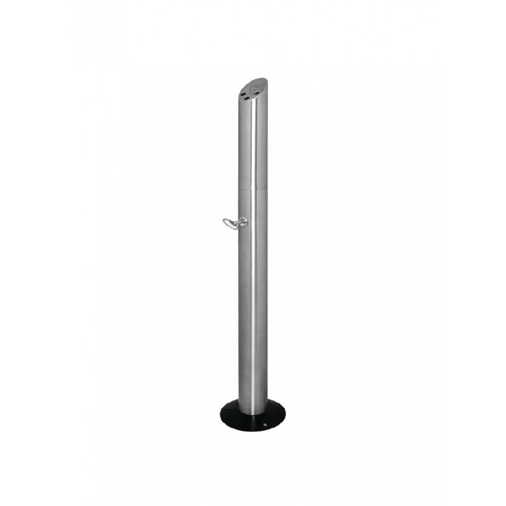RVS peukenzuil staand model - Bolero - CG045