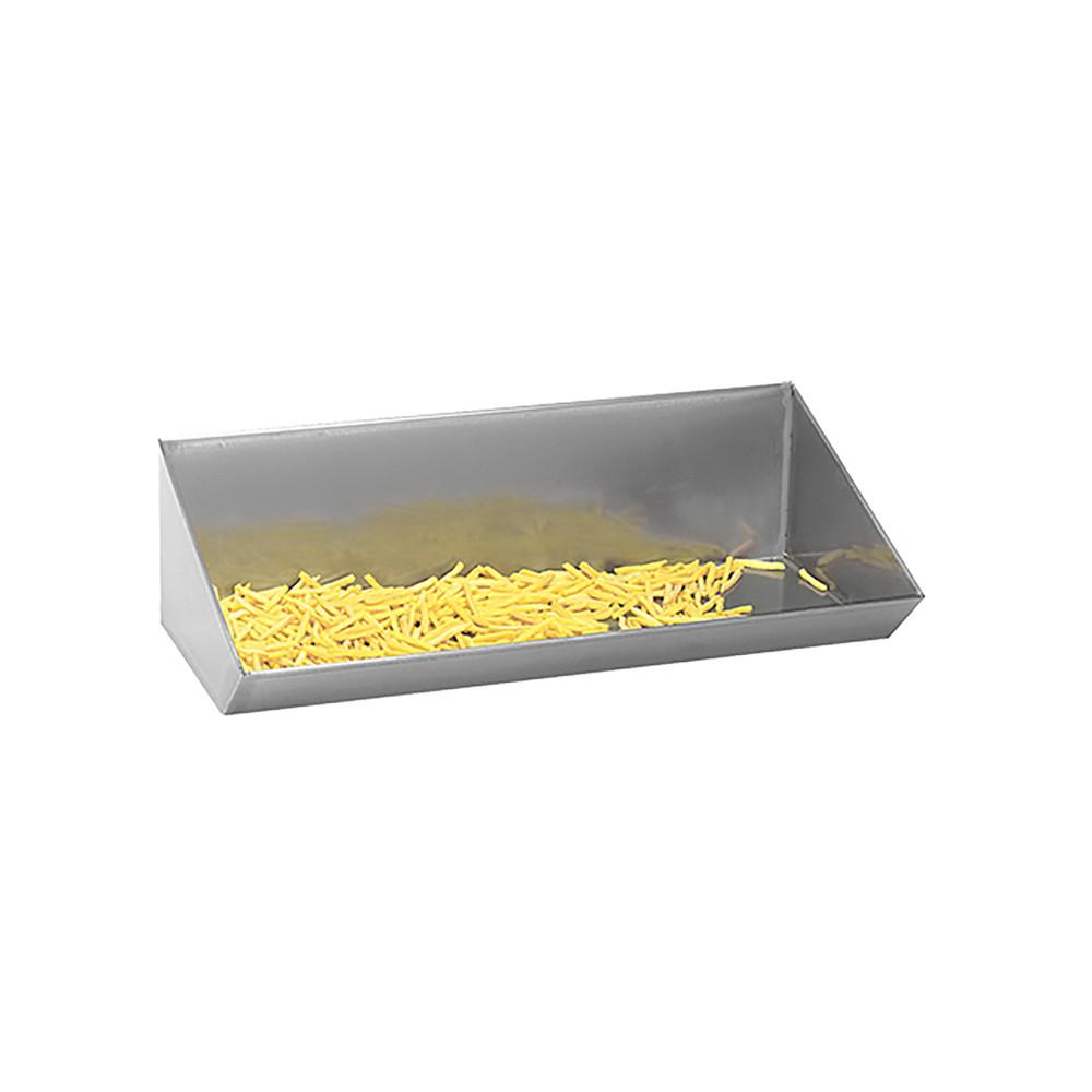 Frites-Uitschepbak - H 19.6 x 100 x 32.5 CM - 6.69 KG - RVS - 921702