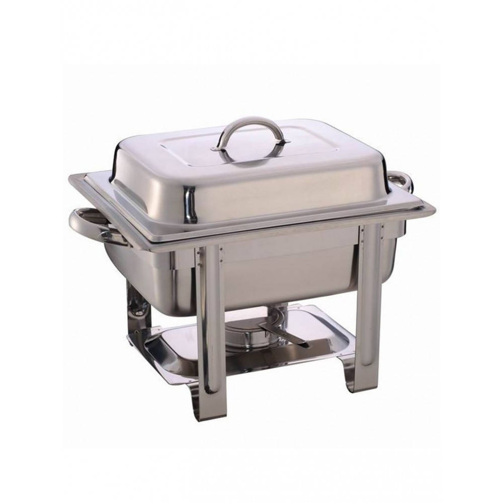 Chafing dish - 1/2 GN - RVS - 4 Liter - Promoline