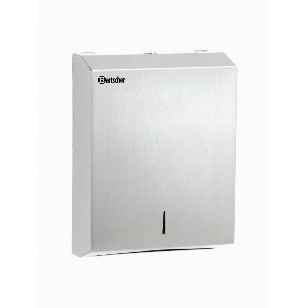 Hand papierdispenser - H 37 x 28.5 x 10 CM - Bartscher - 850006