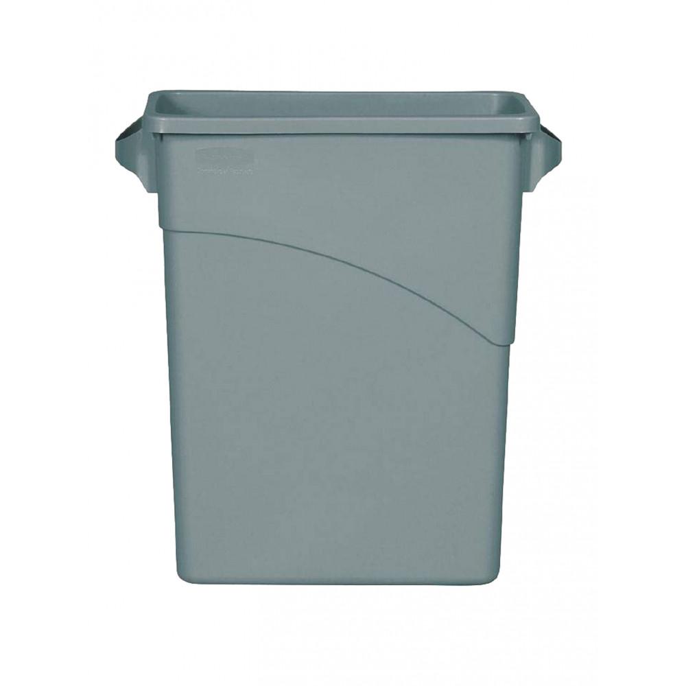 Container - Rubbermaid - 87 liter - Grijs - F649