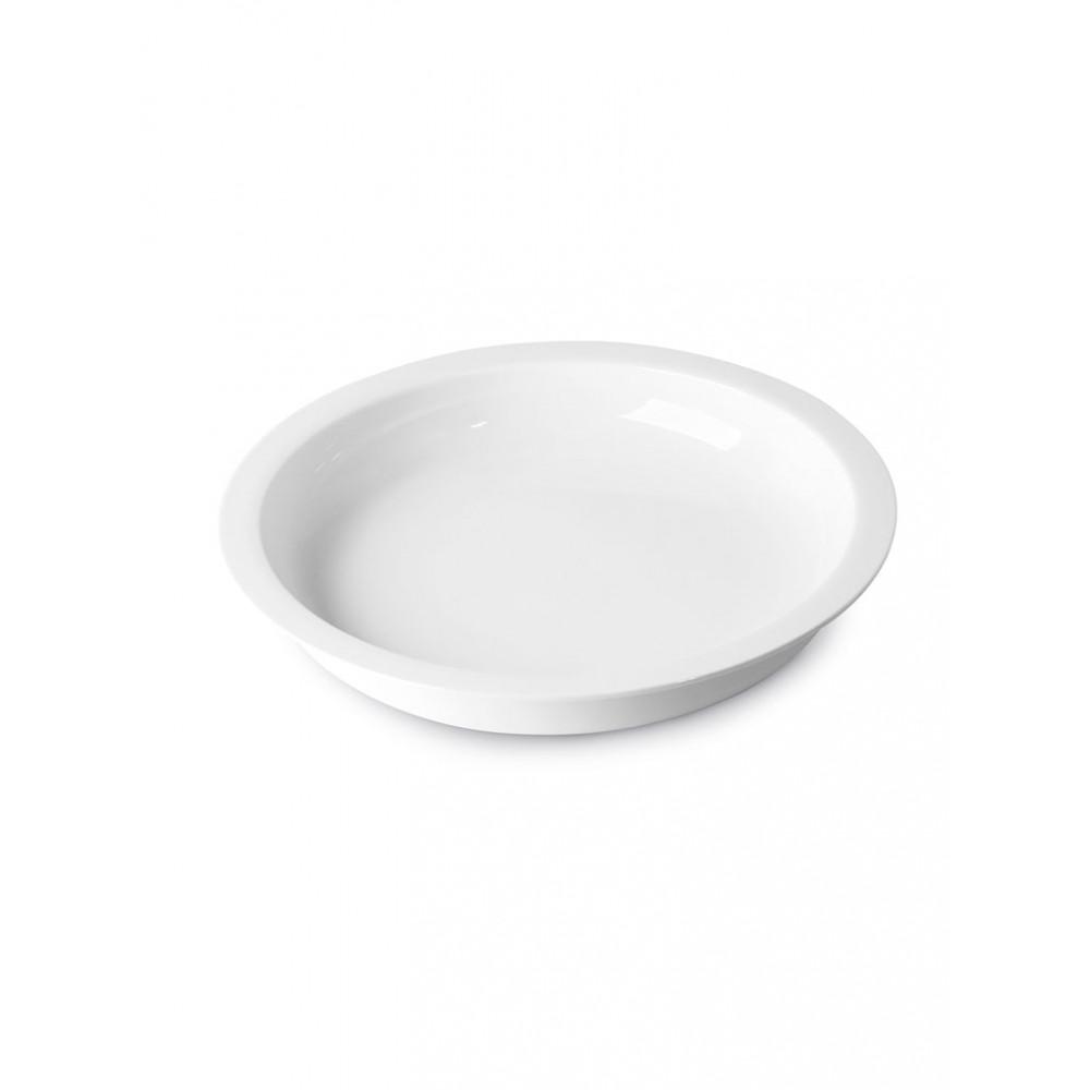 Container - Chafing dish - Rond - Ø 39 cm - Porcelein - Hendi - 470350