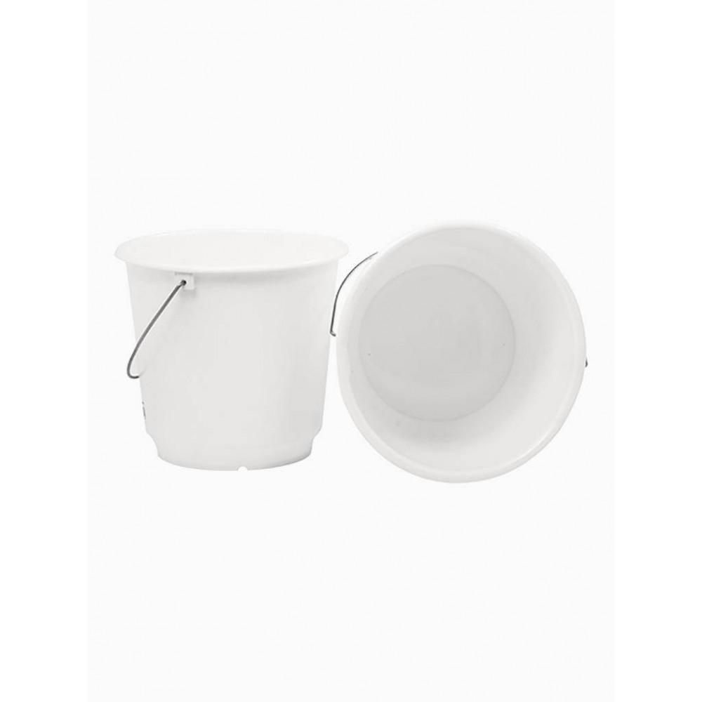 Emmer wit met maatverdeling - 15 L