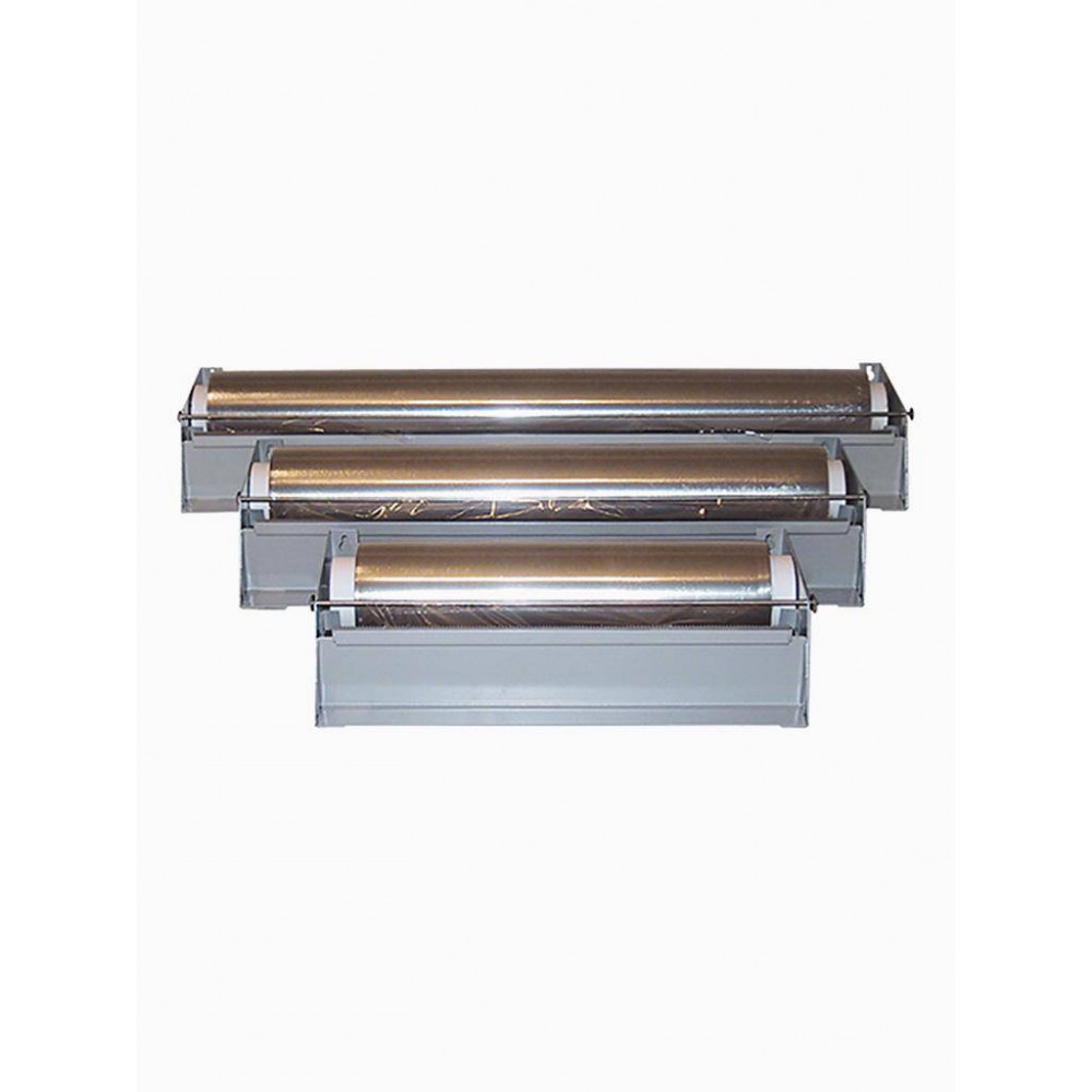 Folie dispenser - Metaal - H 8.5 x 64 x 16 CM - Caterchef - 075060
