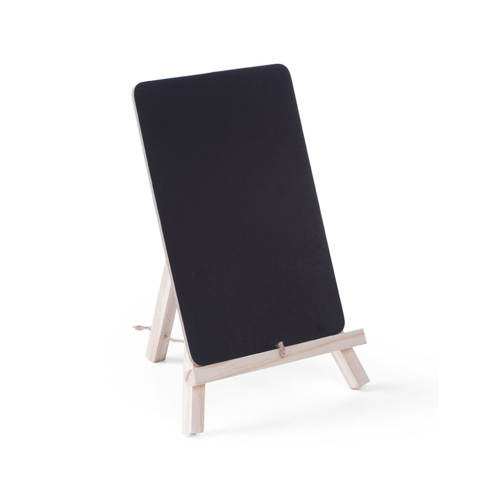 Tafel krijtbord - 21 X 15 cm - 2 stuks - Hendi - 664094