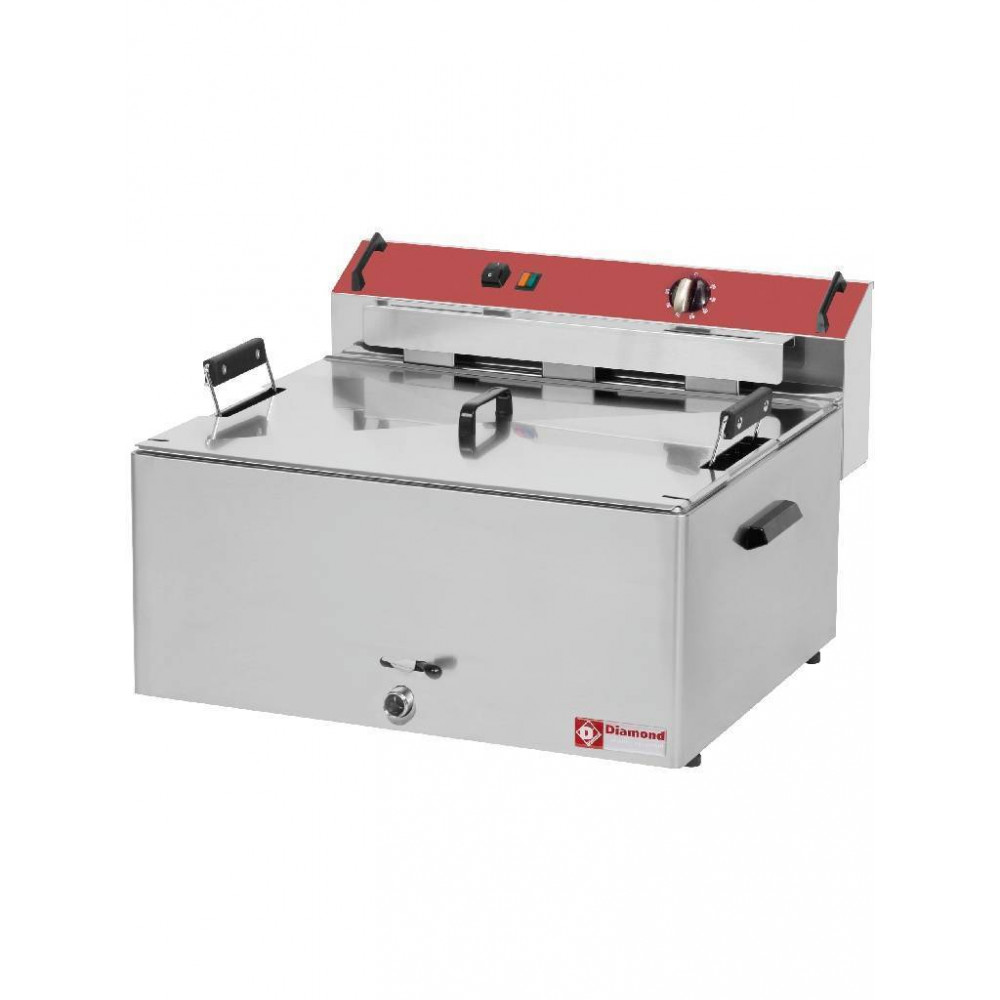 Elektrische friteuse - 30 liter - F30E/D-N - Diamond