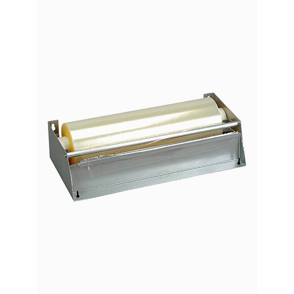 Folie dispenser - Metaal - H 8.5 x 49 x 16 CM - 024045
