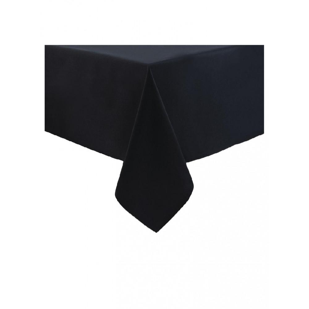 Mitre Essentials Ocassions tafelkleed zwart 90 x 90cm - HB562