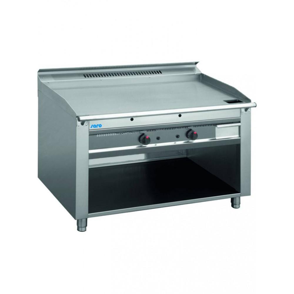 Teppanyaki Grill - Gas - 2 Zones - Saro - 423-3100