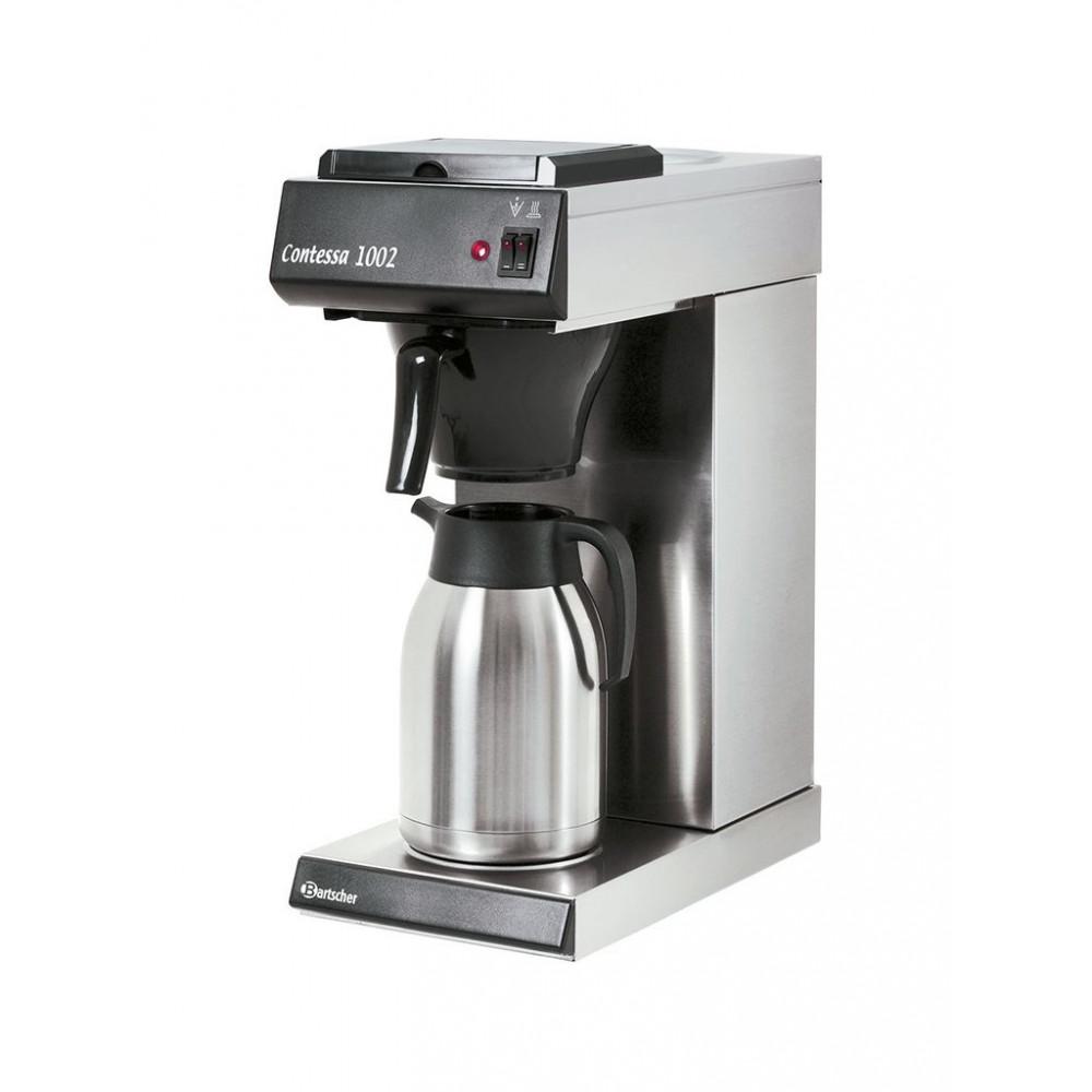 Koffiezetapparaat - 1 kan - 190043   Bartscher