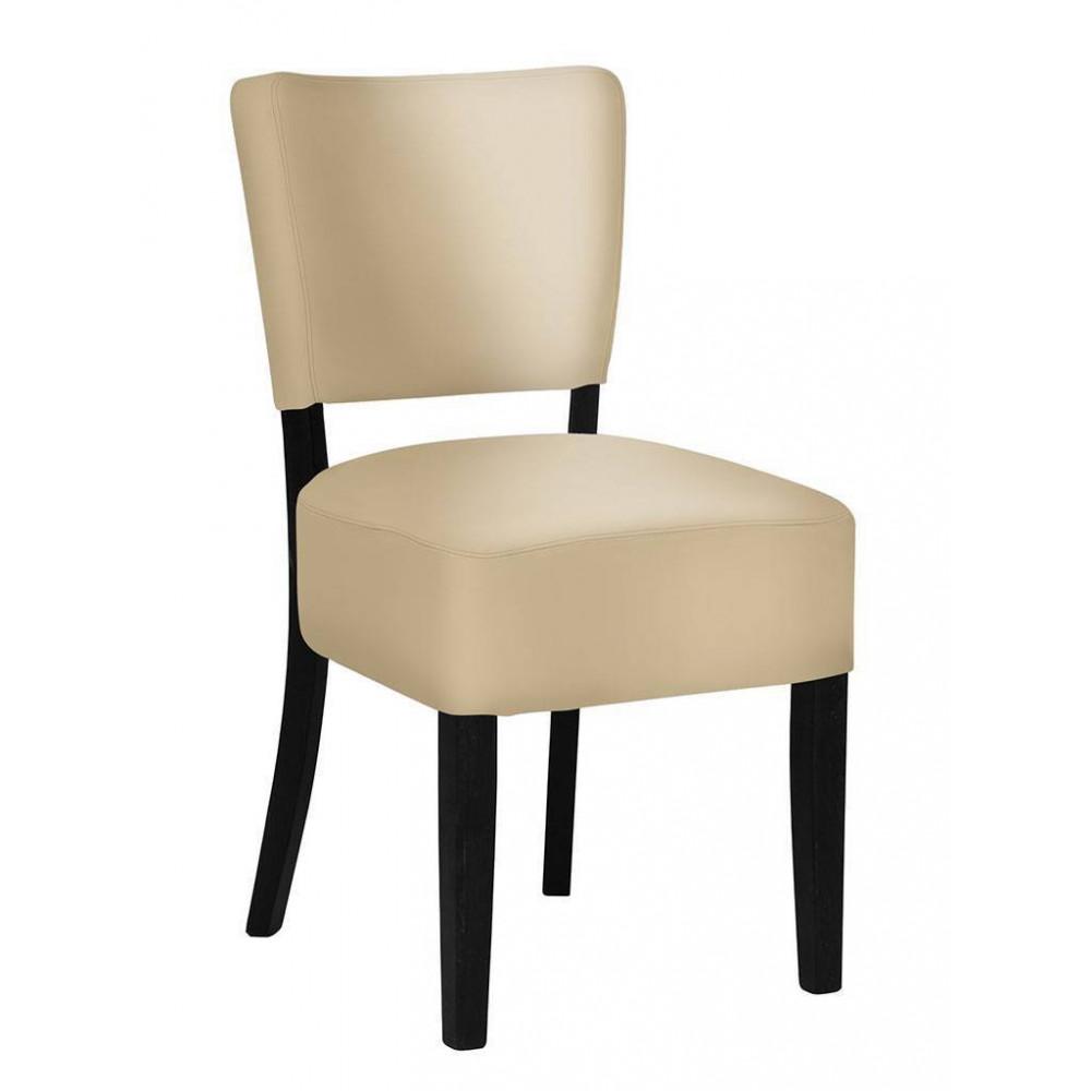 Horeca stoel - Rome - Crème - Promoline