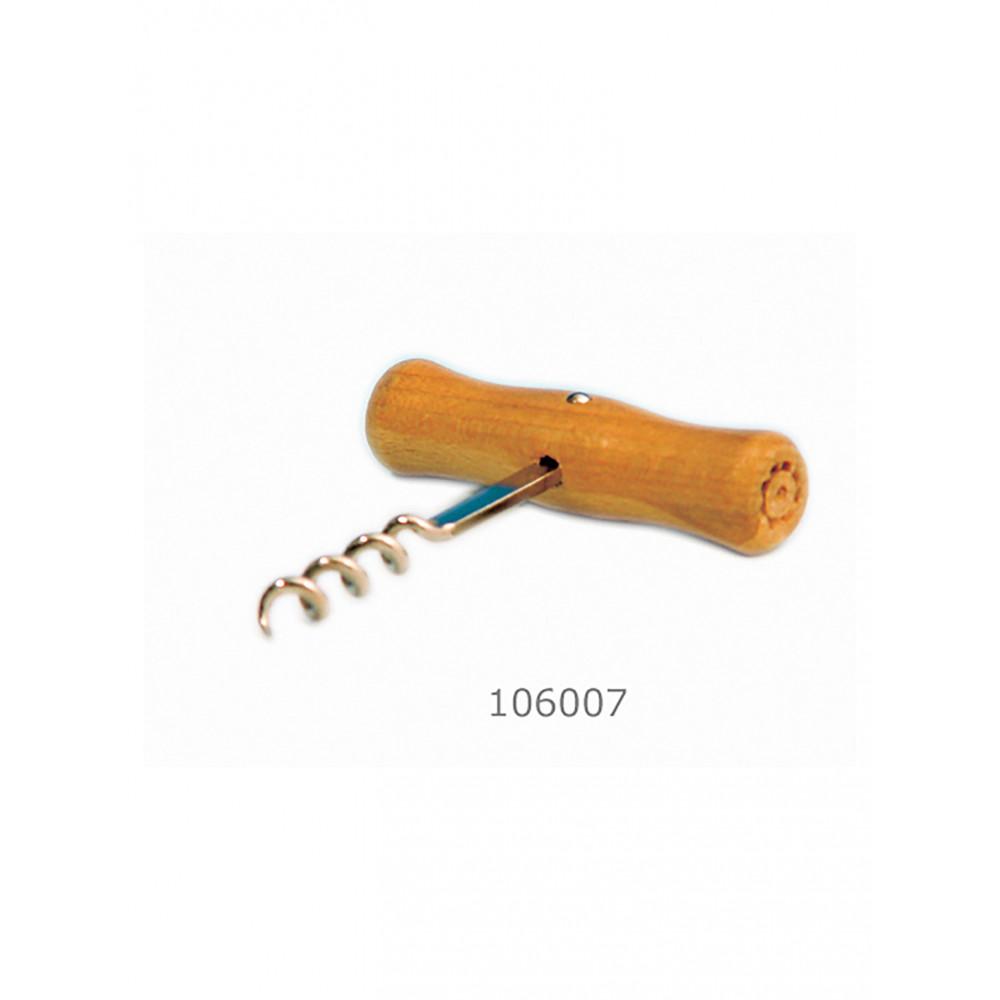 Kurkentrekker - 10 CM - 24 Stuks - Hout - 106007