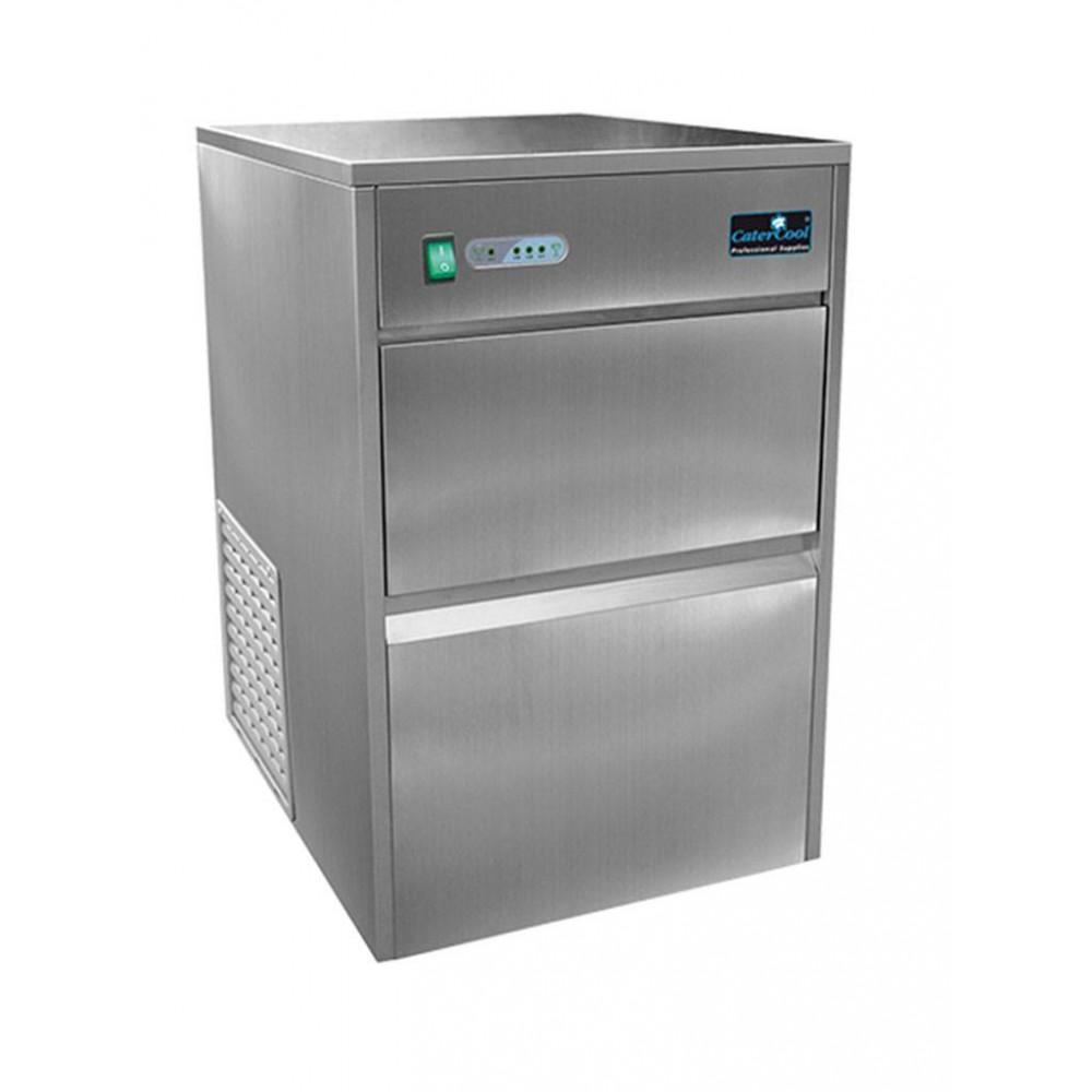 Ijsblokjesmachine - 25 KG - RVS - CaterCool - 905625