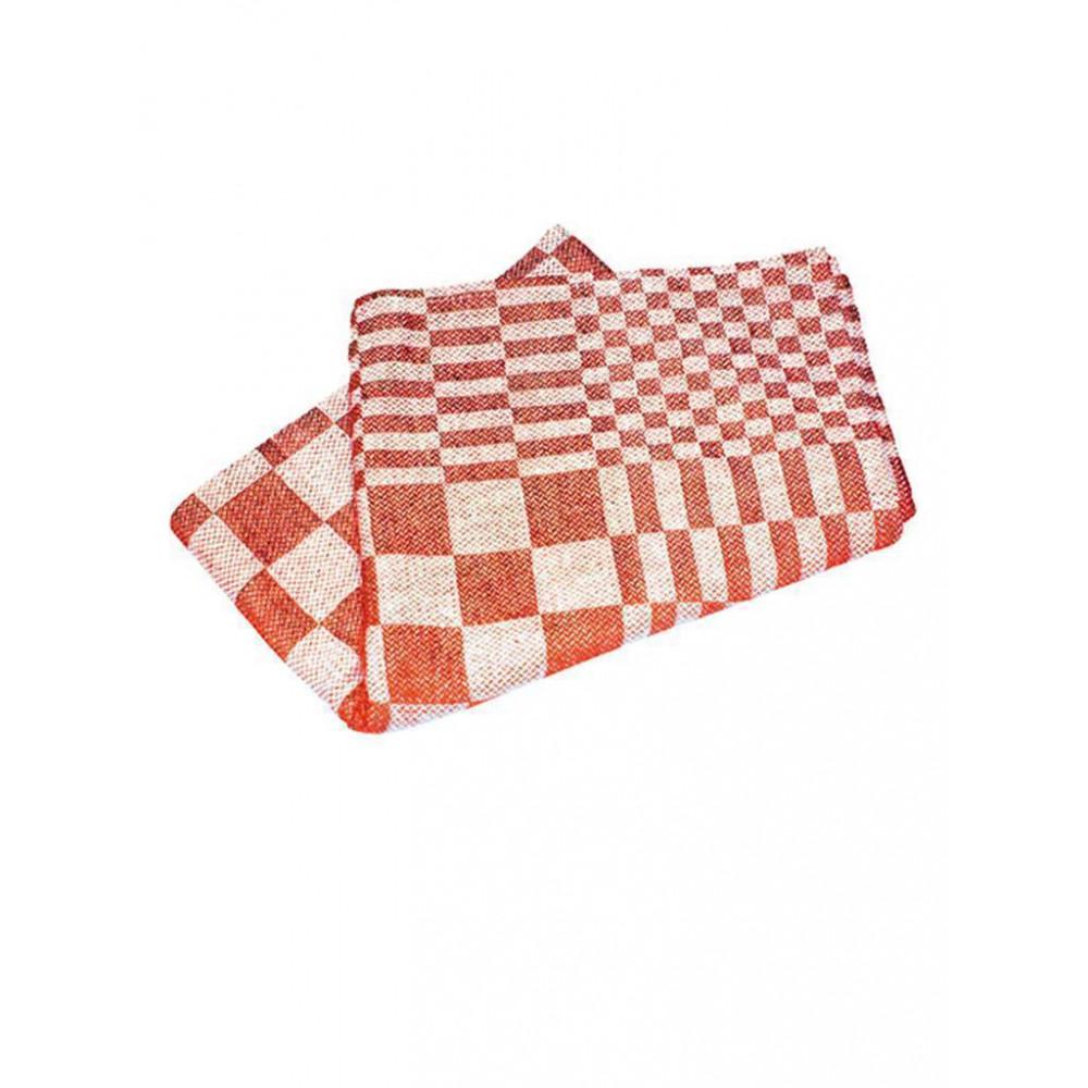 Keukendoek - Katoen - 65 x 65 CM - Rood - 878013