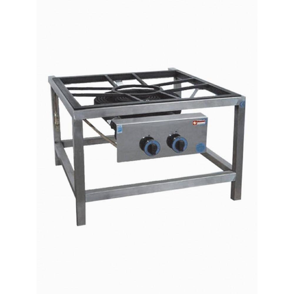 Gasbrander paella, ؘ 450 op onderstel (27.2 kW)