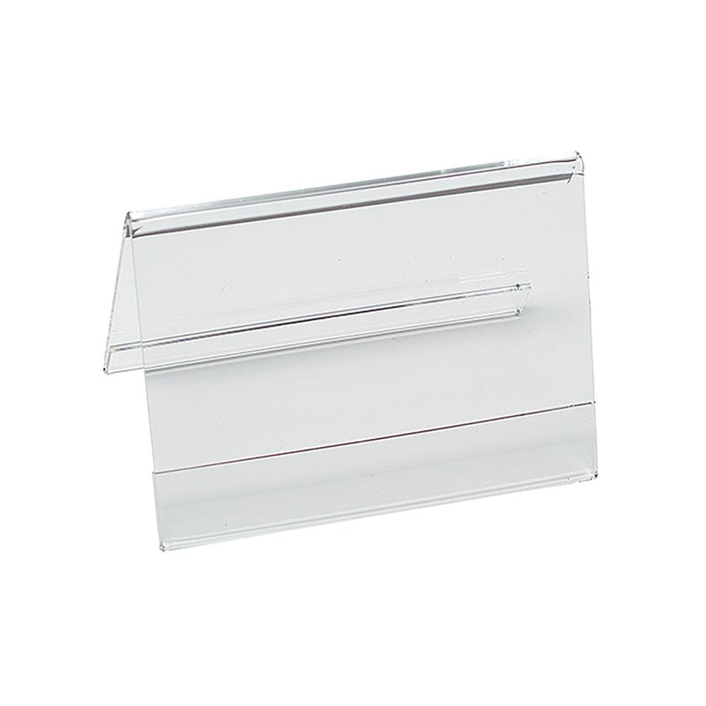 Menu Standaard - H 7.5 x 10 x 6 CM - 0.045 KG - plexiglas - Transparant - 880002
