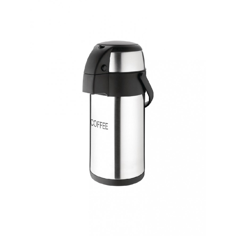 Olympia thermoskan met pomp 3 liter Coffee - DP128