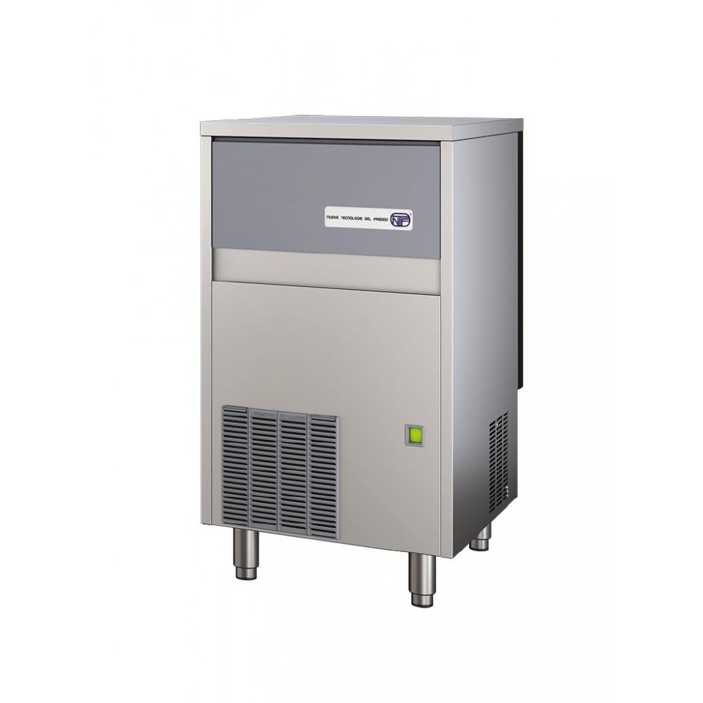 IJsblokjesmachine - 45 kg / 24u - Volle ijsblokjes - Luchtgekoeld - NTF