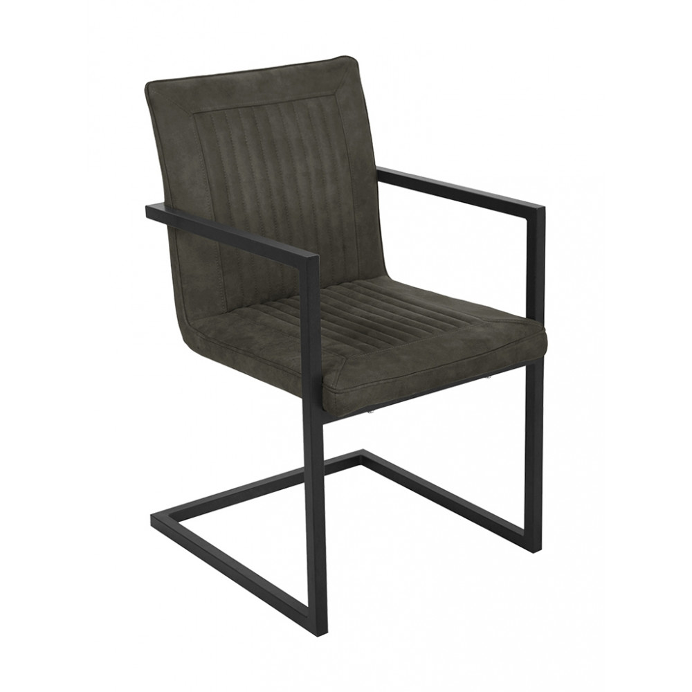 Horeca stoel - Cowboy - Antraciet