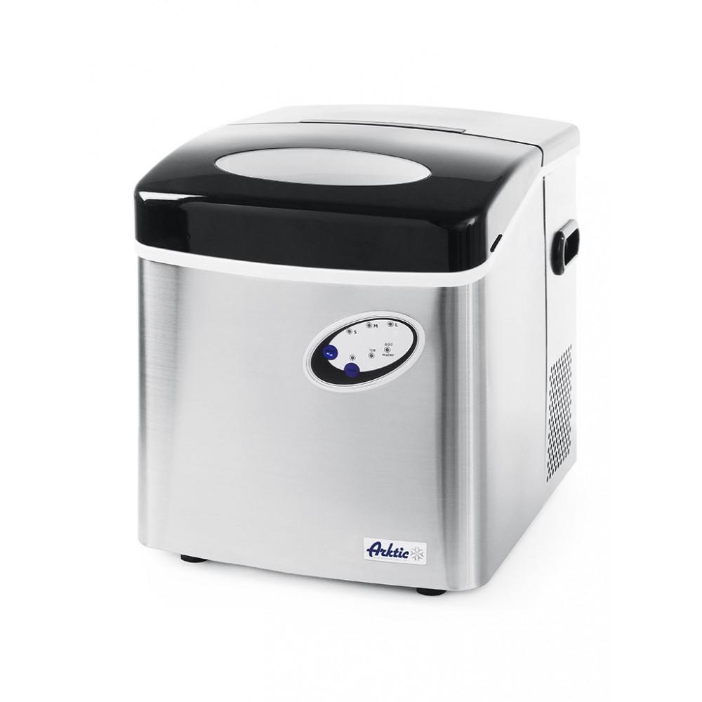 Holle ijsblokjesmachine - 15 kg / 24u - Kitchen line - Hendi - 271551