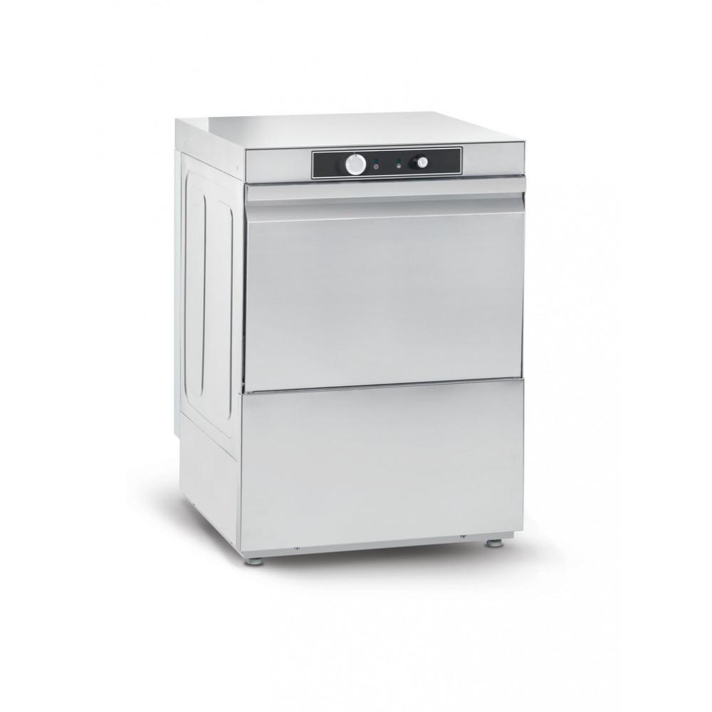 Horeca vaatwasser / vaatwasmachine | Promoline - GE500 Easywash - Met afvoerpomp en zeeppomp - 230V