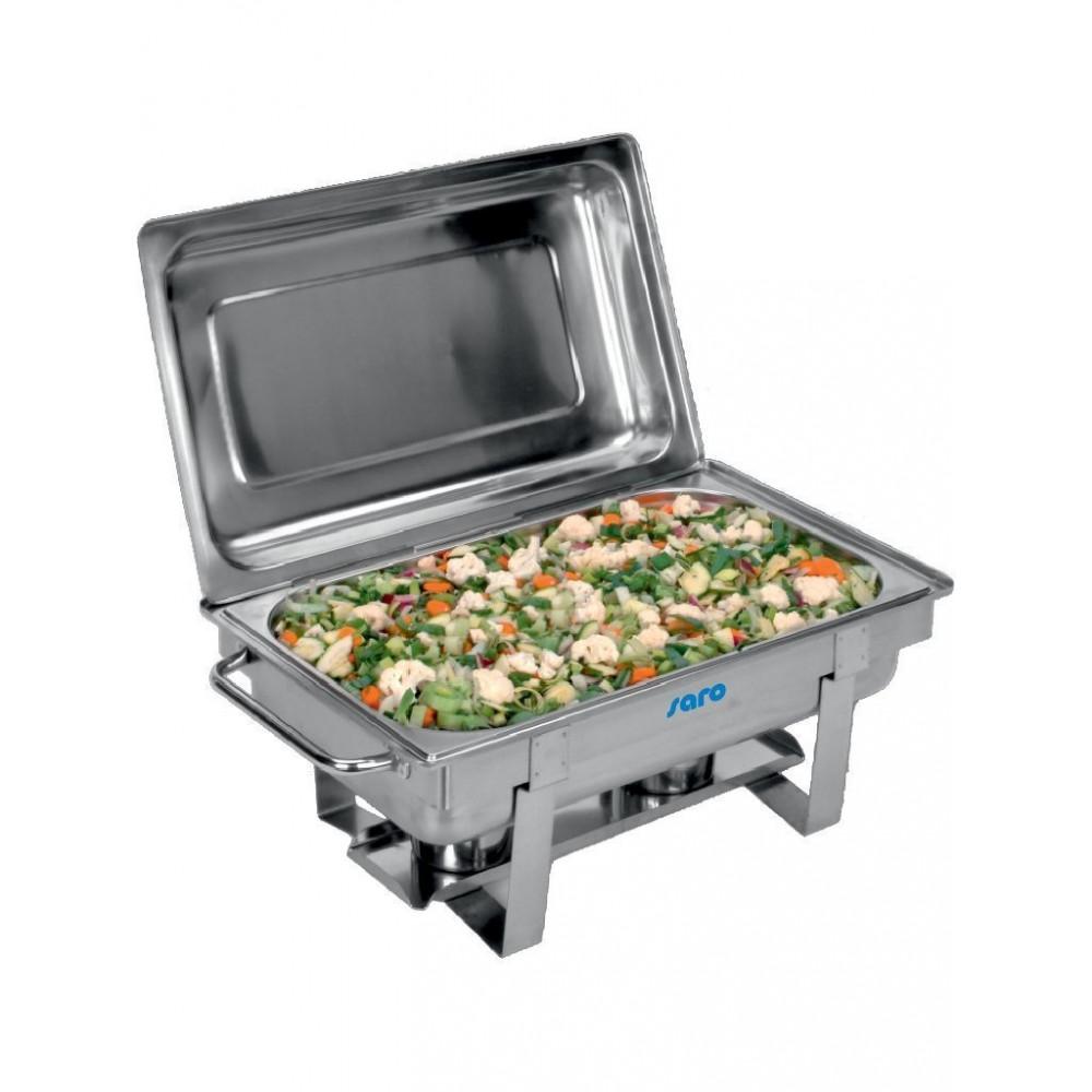 Chafing dish - 1/1GN - Saro - 213-1001